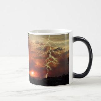 Lightening tree from heaven magic mug
