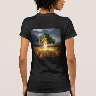 Lightening Tree Tee Shirt