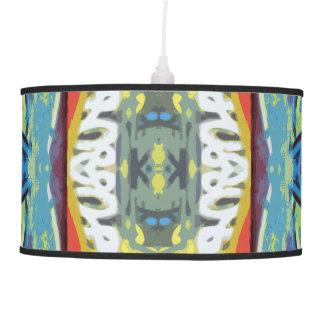 Lightening up on Graffiti Ceiling Lamp
