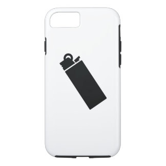 Lighter Pictogram iPhone 7 Case