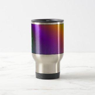 'Lightfeather' mug mug