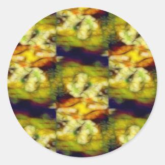 LightField Classic Round Sticker