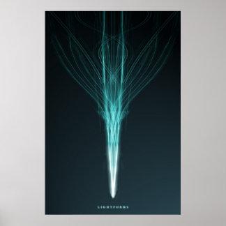 Lightforms Poster