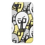 Lighthead por todo el caso del iPhone 4 iPhone 4 Fundas
