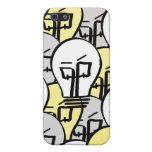 Lighthead por todo el caso del iPhone 4 iPhone 5 Cárcasas