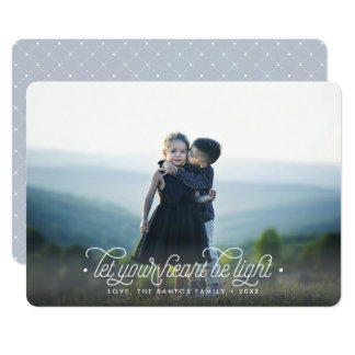 Lighthearted | Holiday Photo Card