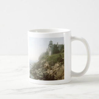 Lighthose in the Fog Mug