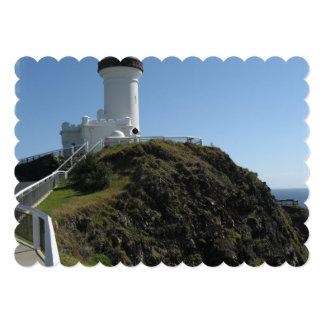 """lighthouse-16 invitación 5"""" x 7"""""""