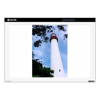 "Lighthouse 17"" Laptop Skins"