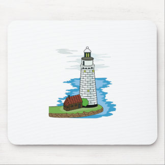 LIGHTHOUSE #17 MOUSE PAD