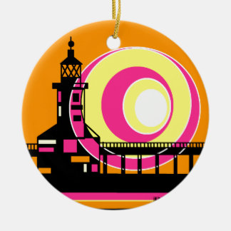 Lighthouse 1.png ceramic ornament