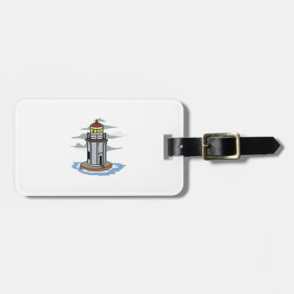 LIGHTHOUSE #4 TAGS FOR BAGS