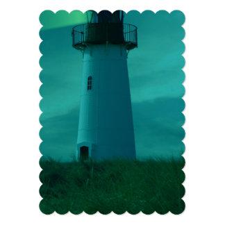"""lighthouse-59 invitación 5"""" x 7"""""""