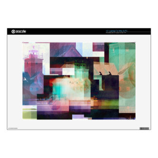 """Lighthouse Abstract Skins For 15"""" Laptops"""