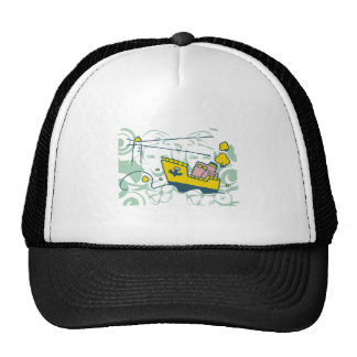 Lighthouse Ahead Tshirts and Gifts Trucker Hat