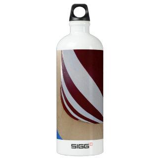 lighthouse aluminum water bottle