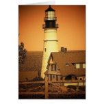 Lighthouse Art 17 Card