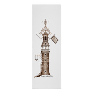 lighthouse art print 23, tony fernandes