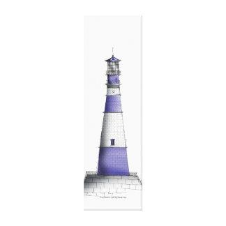 lighthouse art print 3, tony fernandes canvas print
