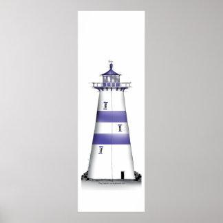 lighthouse art print 5, tony fernandes
