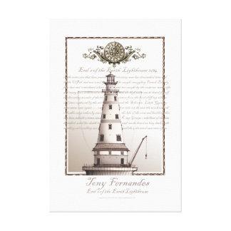 lighthouse art print no.1, tony fernandes