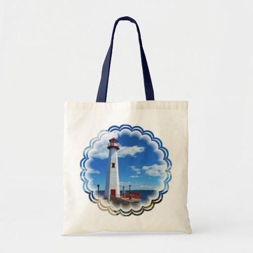 Lighthouse Art Small Bag