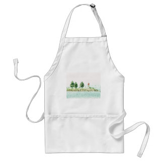 Lighthouse At Andrew Haydon Park Adult Apron