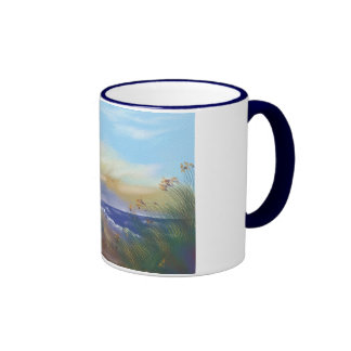 Lighthouse at Cape May Mugs