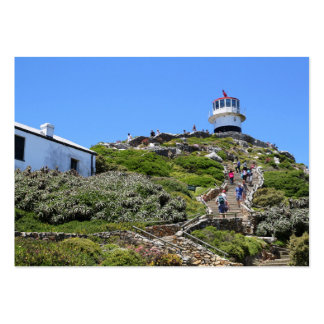 Lighthouse at Cape Point, South Africa Business Card Templates