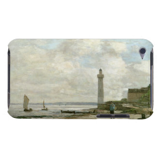 Lighthouse at Honfleur, 1864-66 (oil on panel) Barely There iPod Covers