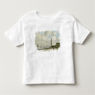 Lighthouse at Honfleur, 1864-66 (oil on panel) Toddler T-shirt