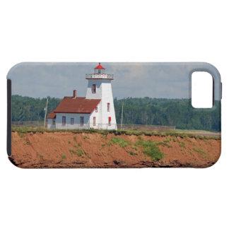 Lighthouse at North Umberland on Prince Edward iPhone SE/5/5s Case