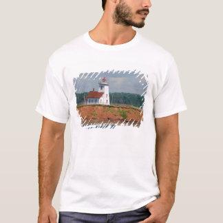 Lighthouse at North Umberland on Prince Edward T-Shirt