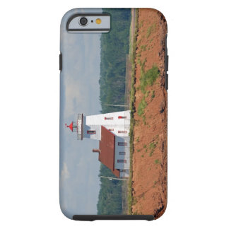 Lighthouse at North Umberland on Prince Edward Tough iPhone 6 Case