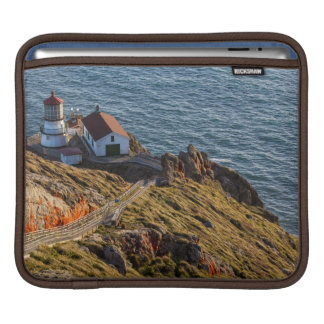 Lighthouse At Point Reyes National Seashore Sleeves For iPads