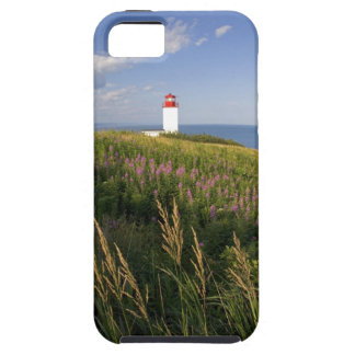 Lighthouse at St. Martins, New Brunswick, 2 iPhone 5 Cases
