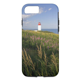 Lighthouse at St. Martins, New Brunswick, 2 iPhone 8/7 Case