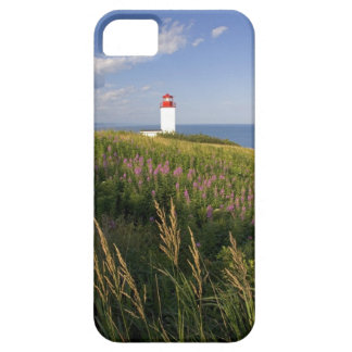 Lighthouse at St. Martins, New Brunswick, 2 iPhone SE/5/5s Case