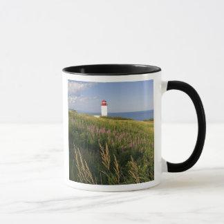 Lighthouse at St. Martins, New Brunswick, 2 Mug