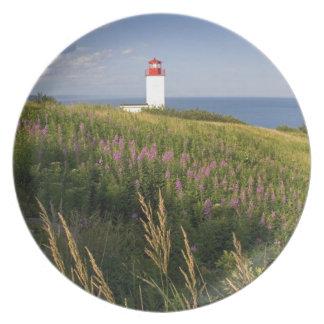 Lighthouse at St. Martins, New Brunswick, 2 Plate