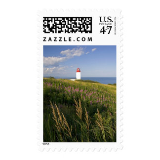 Lighthouse at St. Martins, New Brunswick, 2 Postage