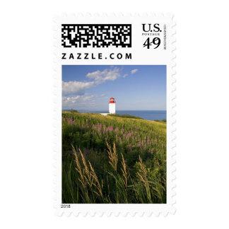 Lighthouse at St. Martins, New Brunswick, 2 Postage Stamp