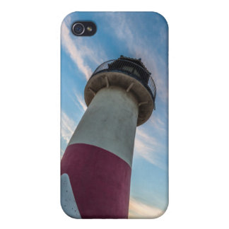 Lighthouse at the Oceanside Harbor iPhone 4 Cover