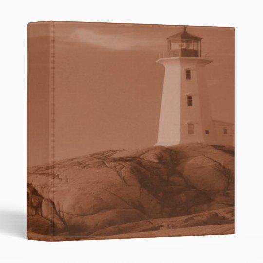 Lighthouse Avery Binder
