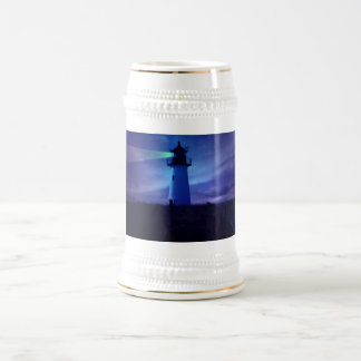 Lighthouse Beacon Beer Steins Mugs