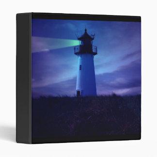 Lighthouse Beacon Binders