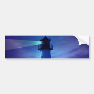 Lighthouse Beacon Bumper Stickers