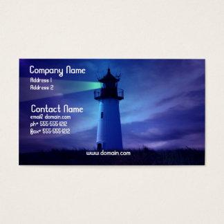 Lighthouse Beacon Business Card