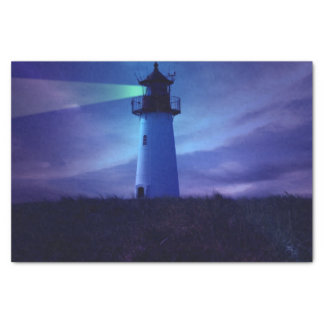 "Lighthouse Beacon 10"" X 15"" Tissue Paper"