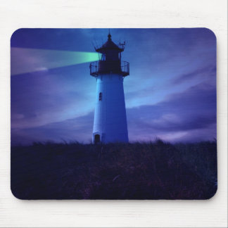 Lighthouse Beacon Mouse Pad